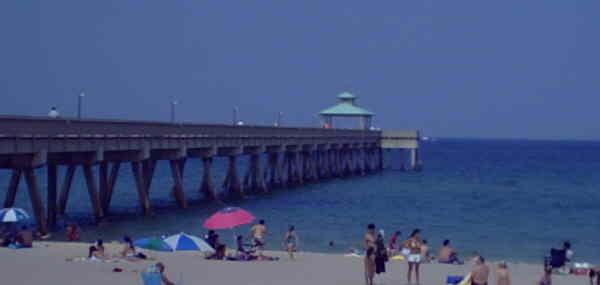 Deerfield beach fishing pier for Deerfield beach fishing pier